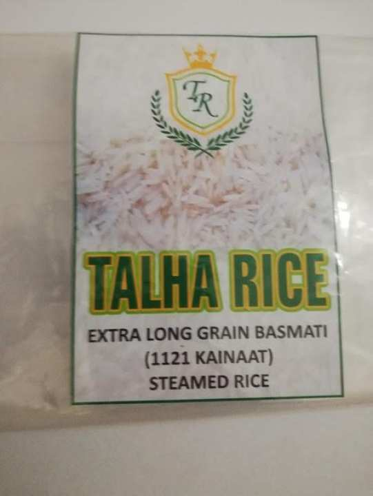 Extra Long Grain Basmati (1121 Kainaat) Steamed Rice(1Kg)