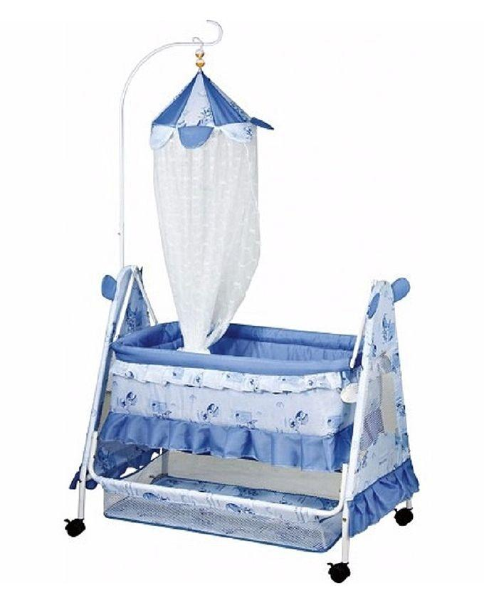 Baby Cot Cradle Blue Buy Sell Online Best Prices In Pakistan