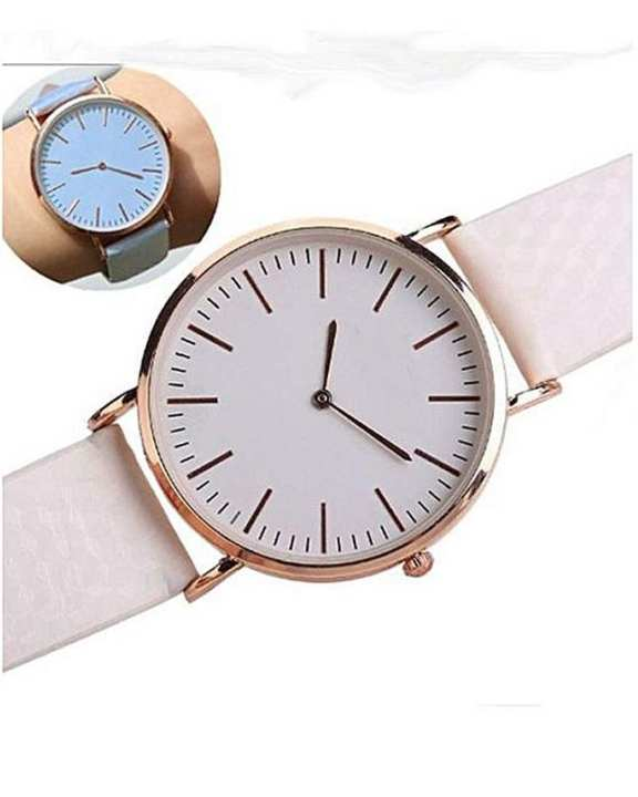 Blue Uv Color Changing Watch