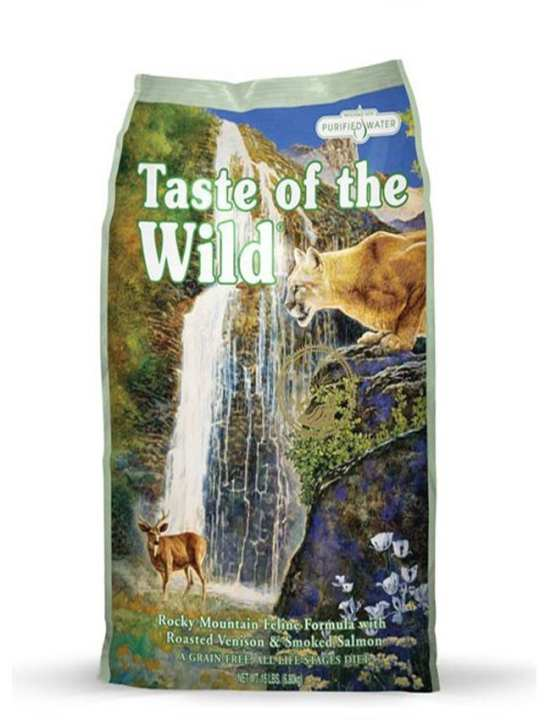Taste of The Wild - Cat Food - 2kg