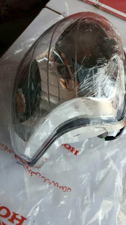 HEAD LIGHT ASSY DELUXE/PRIDOR