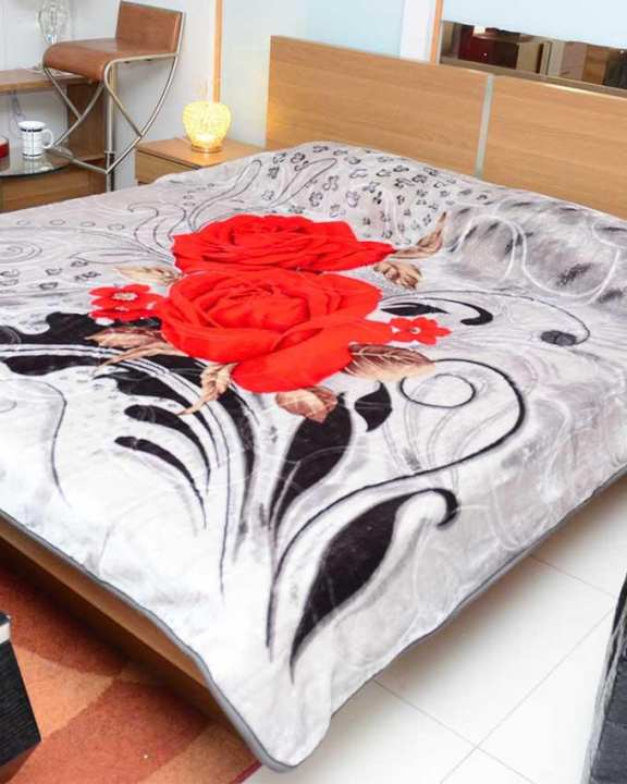 Chromatic Double Bed Blanket