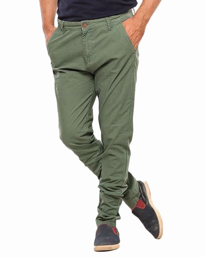 23ca505c1f2a Sea Green-Cotton Men S Chino-Slim Fit