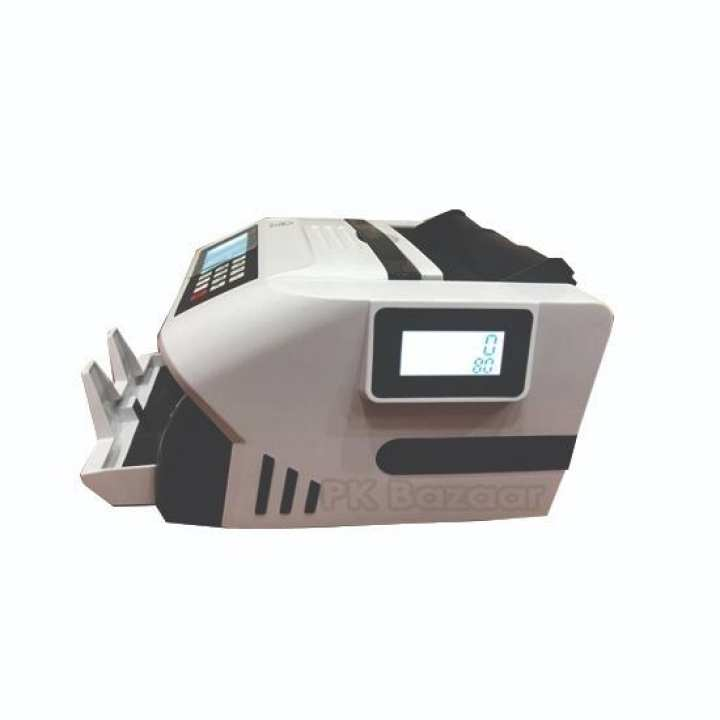 Money counter cash counting with separate fake note large size machine