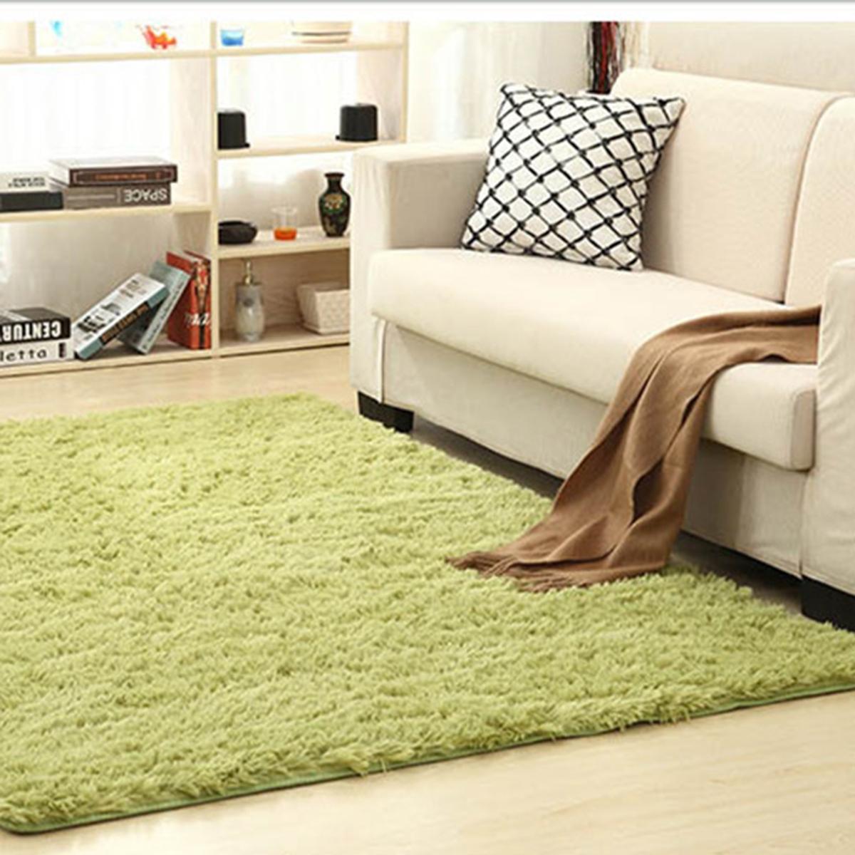 soft shaggy carpet for living room european home warm plush floor rugs fluffy mats kids room - Carpet For Living Room