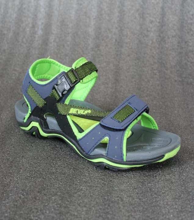 Multi-Color Fabric Sports Sandals For Men