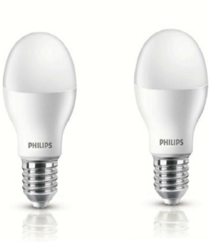 Twin Pack - Philips Ess Led Bulb 3.5w E27 Cool Day Light