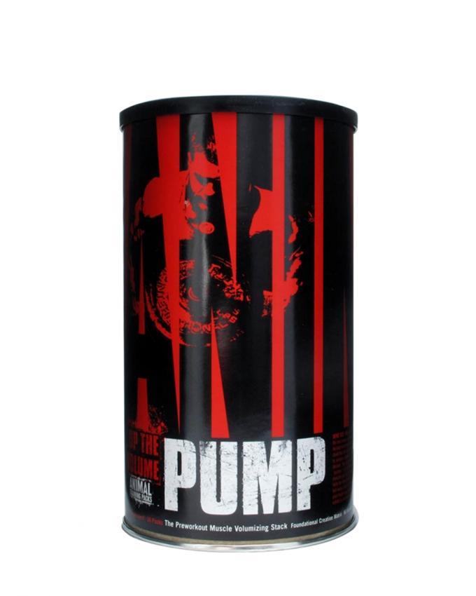 Animal - Pump - Pre-Workout Supplements