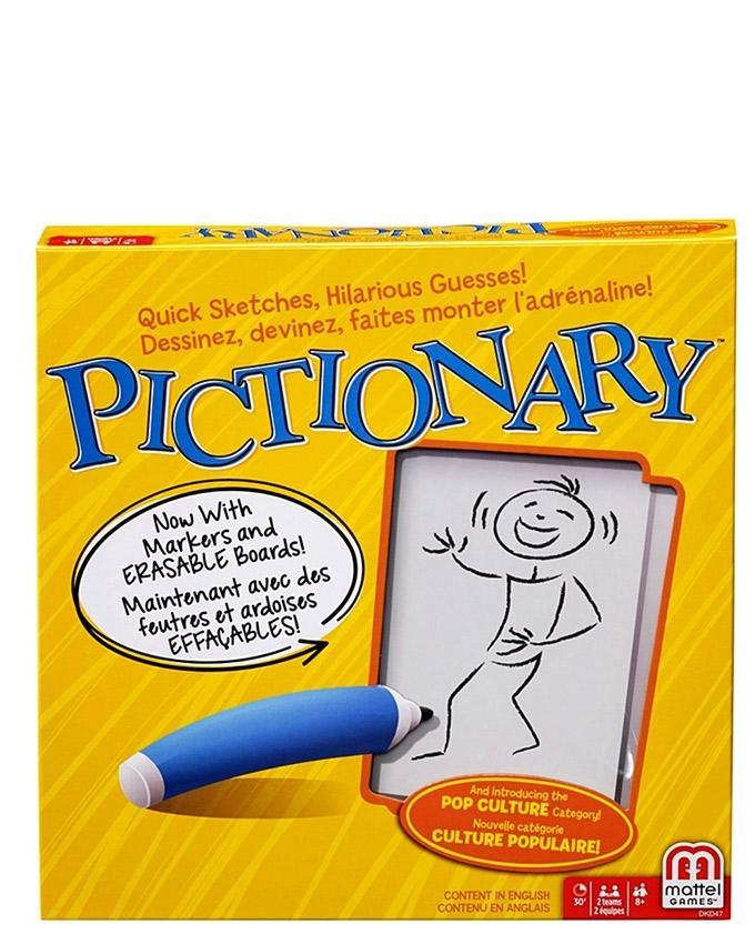 DKD47 - Pictionary - Multicolor