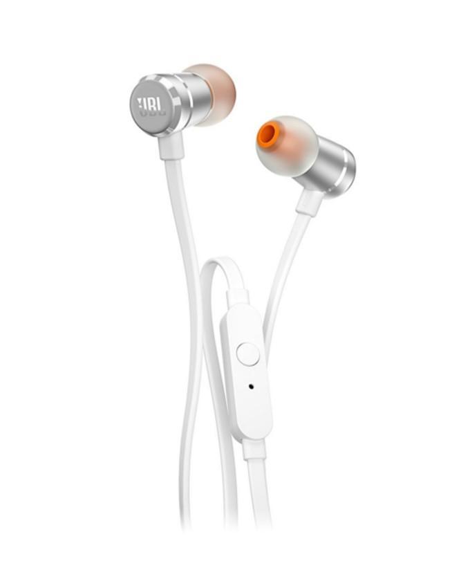 JBLT290SIL - T290 In-Ear Headphones - Silver