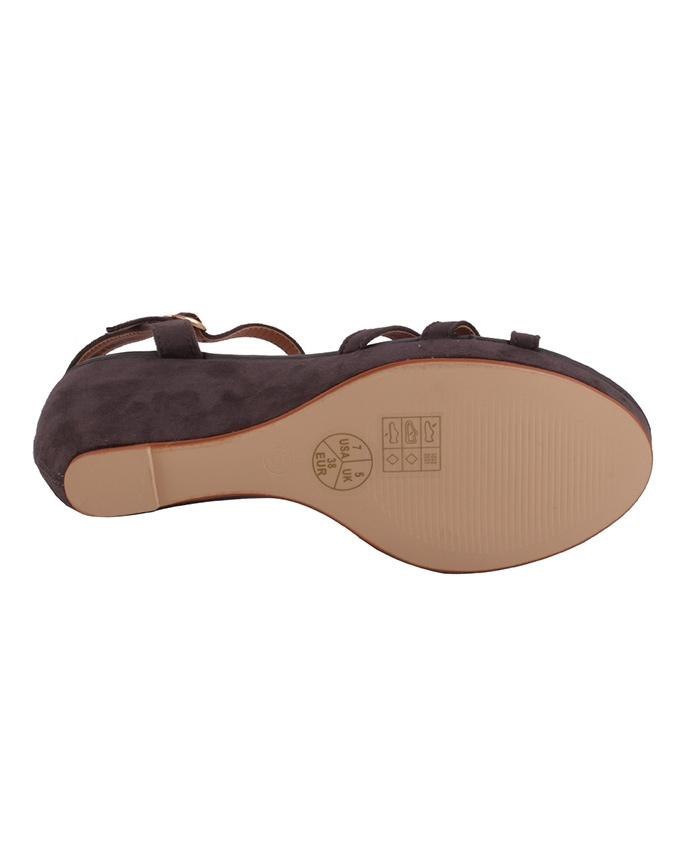 0e105efca79be2 Impulse Low Heel Wedge Sandals For Women L29529  Buy Online at Best Prices  in Pakistan
