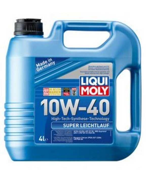Super Leichtlauf 10W-40 Engine Oil