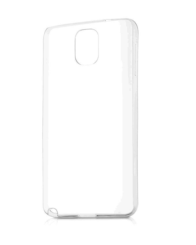 Anti Dust Clear Case For Samsung Note 4