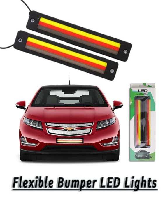 Universal Fender LED Light - German Flag