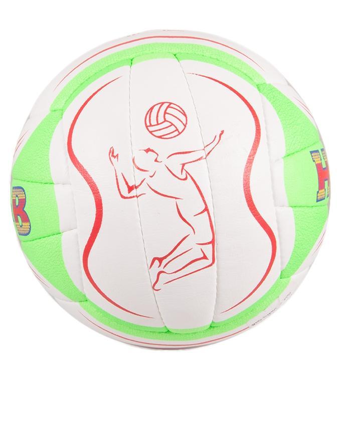 HB Striker Volleyball Tournament Quality -White & Green