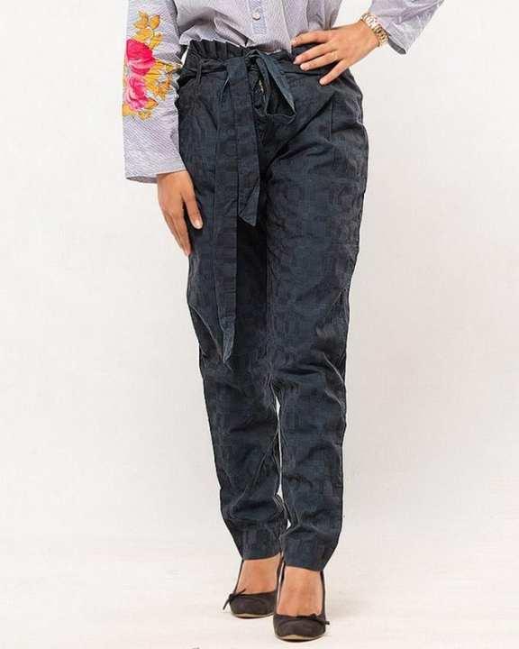 BEECHTREE - Beige Pants Lowers For Women