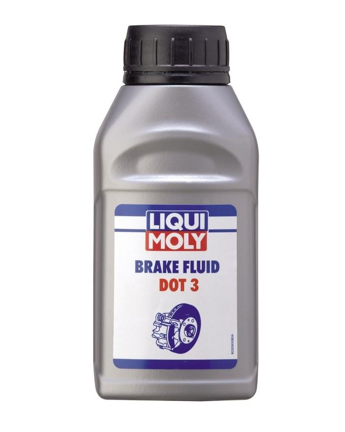 Brake Fluid Dot 3  [Synthetic] Brake Additive