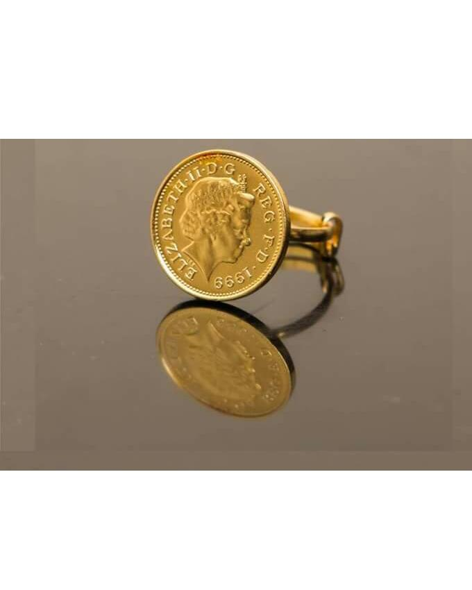 9013b8061f892 Coin Ring For Women