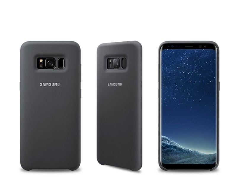 fc3e0373921 Samsung official Silicon Case for Samsung S8