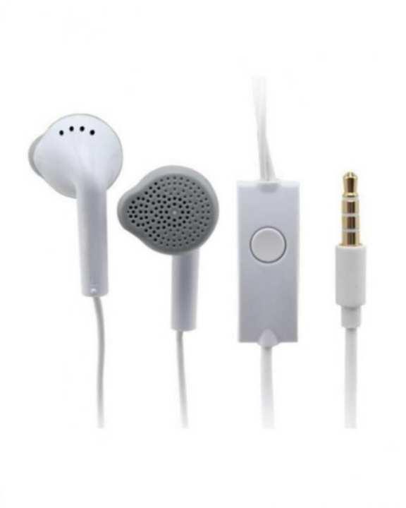 Y6 Handsfree Earphone For Galaxy J5/J7 - White