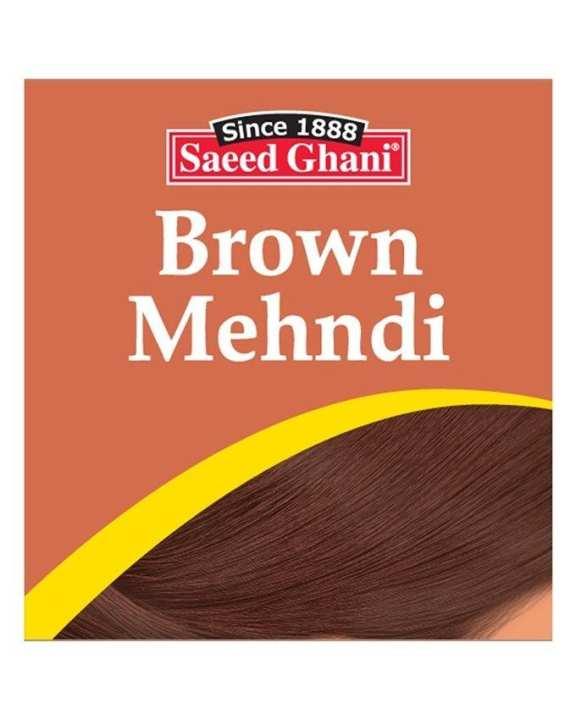Brown Mehndi (10gm)