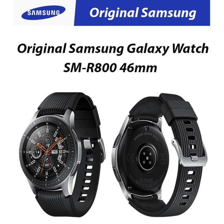 Original Samsung Galaxy Watch 46mm Sm-R800/ Gear S4 Smart Watch
