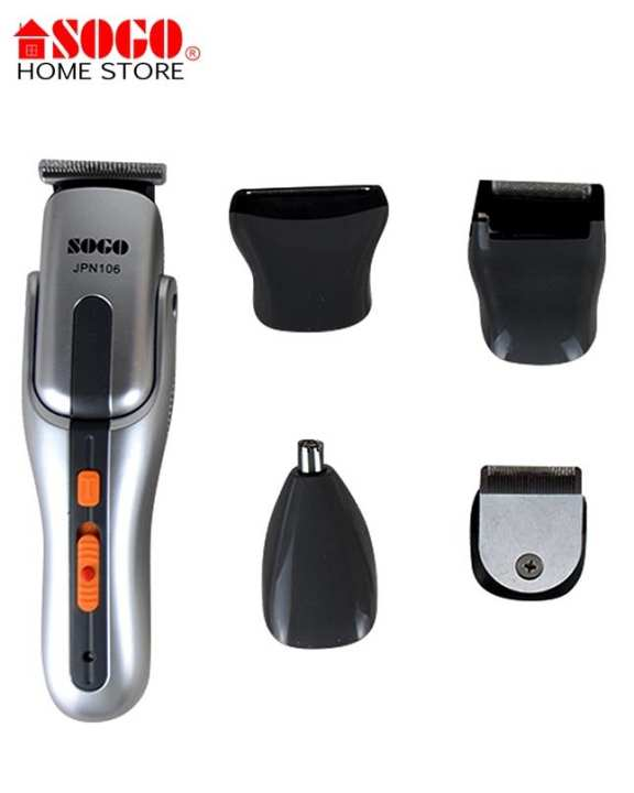 SOGO Hair Trimmer 8 IN 1 Grooming Kit JPN 106