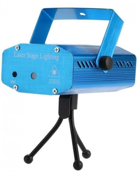 Mini Laser Light - Steel