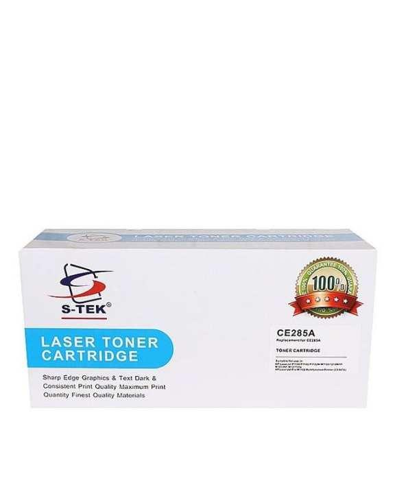 S-TEK Compatible Laser Toner Cartridge - HR-CE285A - Black