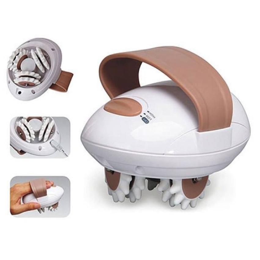 Body Slimmer Massager - Brown & White