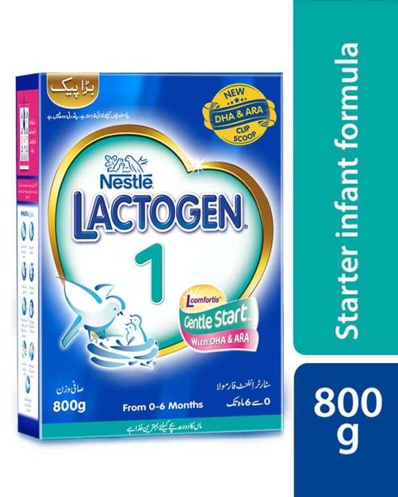 NESTLÉ LACTOGEN 1 800g - Infant Formula