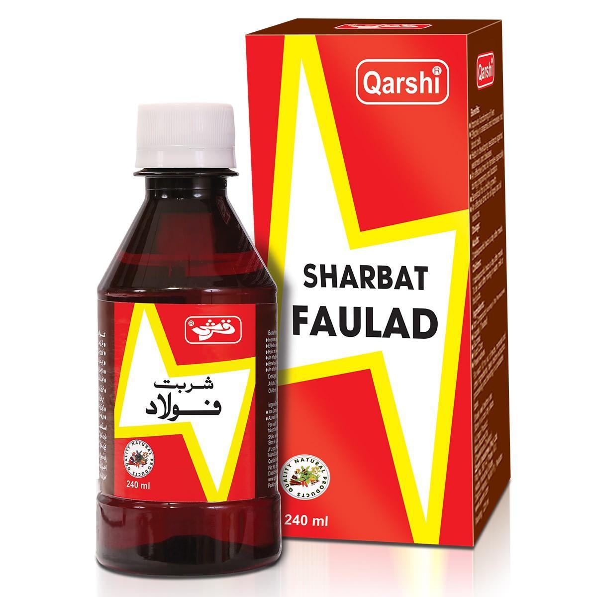Sharbat Faulad - 240 ml