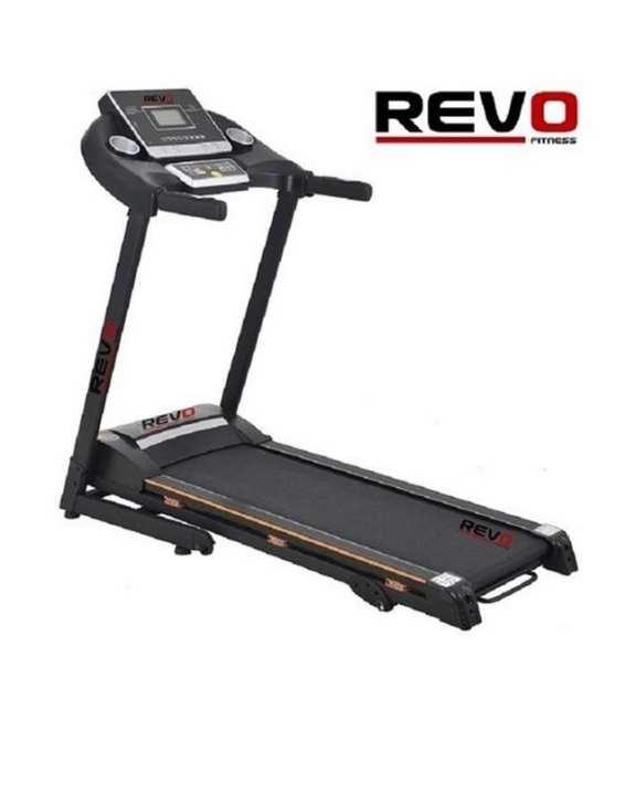 RT110 4HP Motorized Treadmill with Warranty