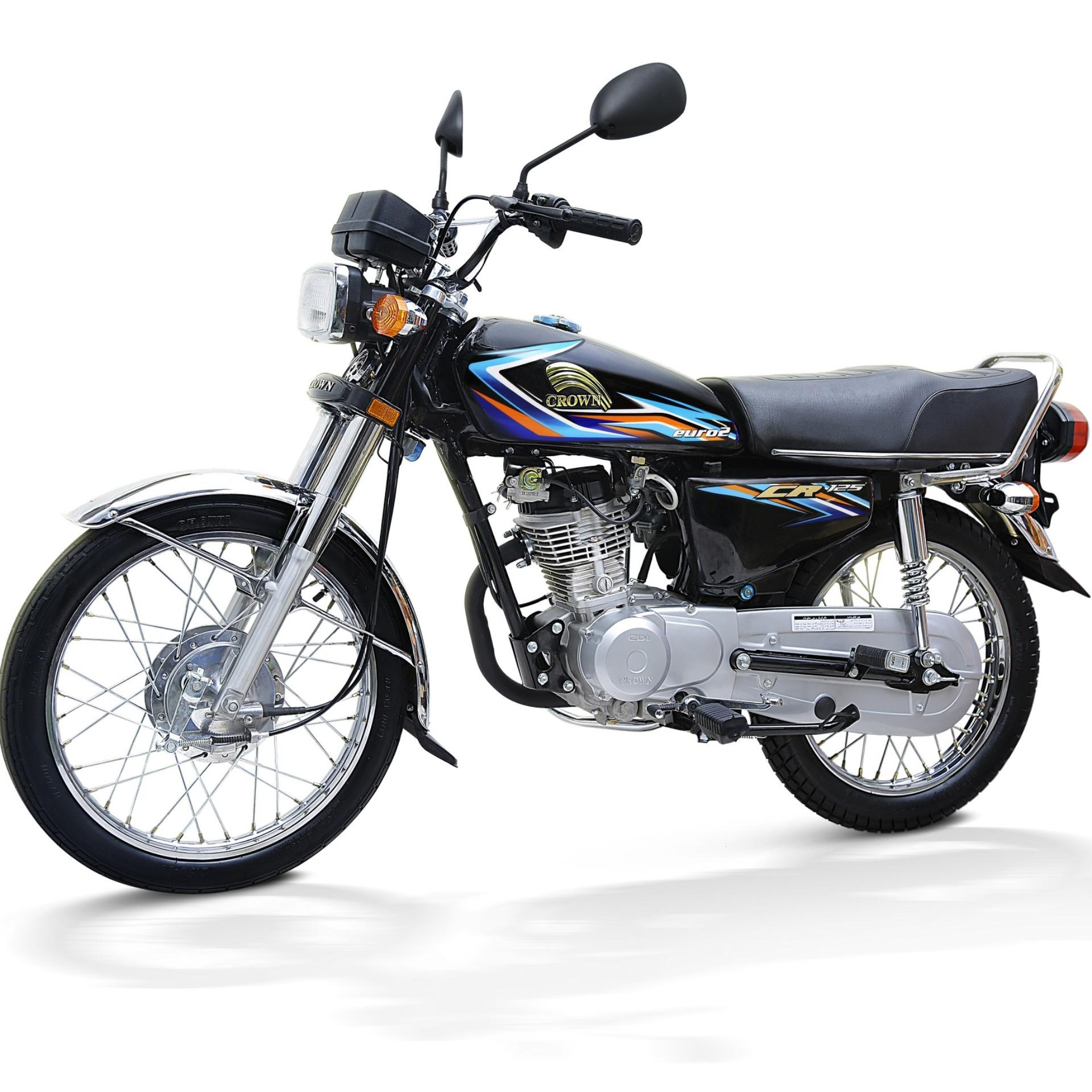 CROWN CR-125 CC (Only for Karachi)
