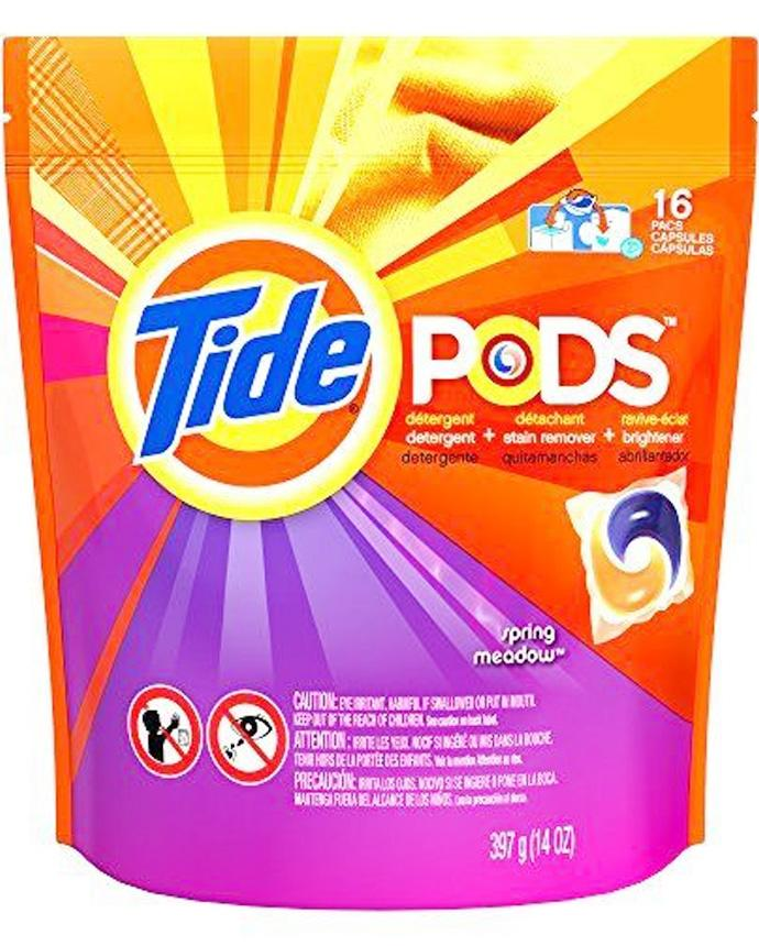 PODS Detergent Spring Meadow