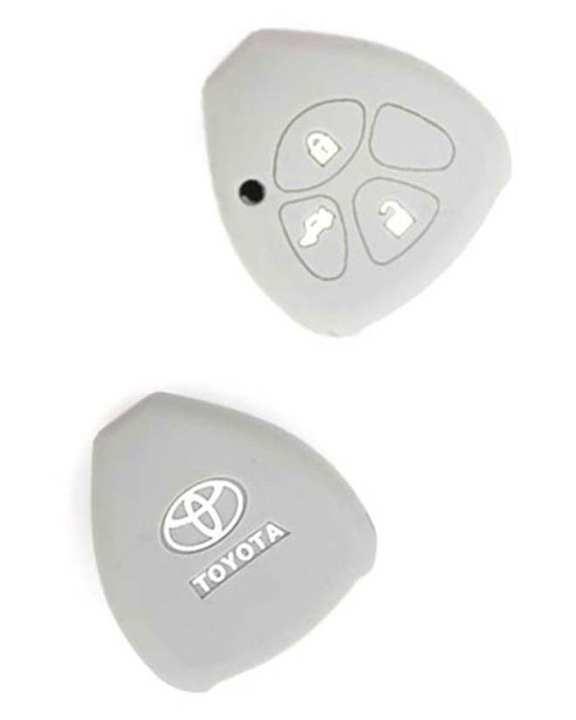 Car Key Cover Toyota Grey