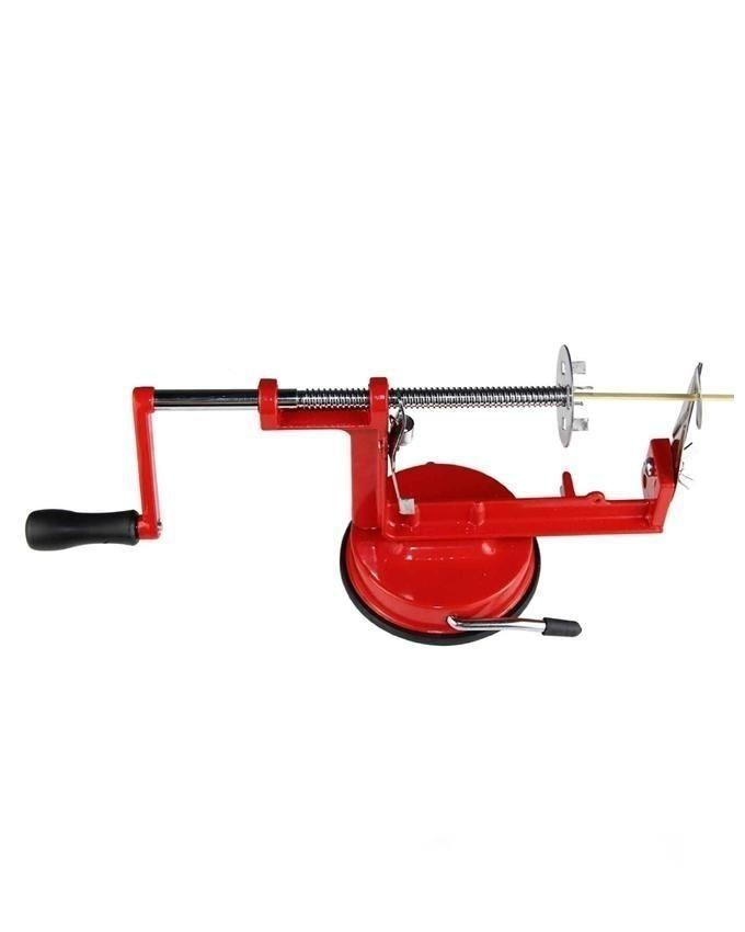 Spiral Potato Slicer - Red
