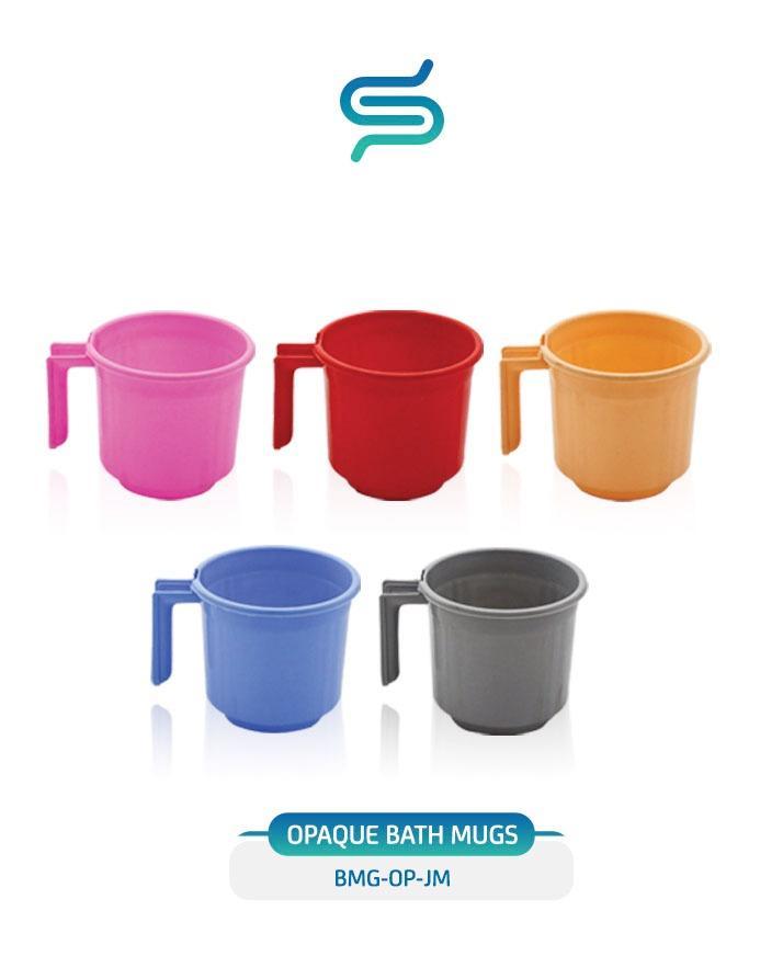 Opaque Jumbo Bath Mug