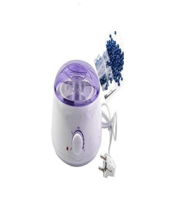 Hot deals DD Pack Of 2 Hotline Pro Body Waxing Machine And 100 Gram Wax Bean  White