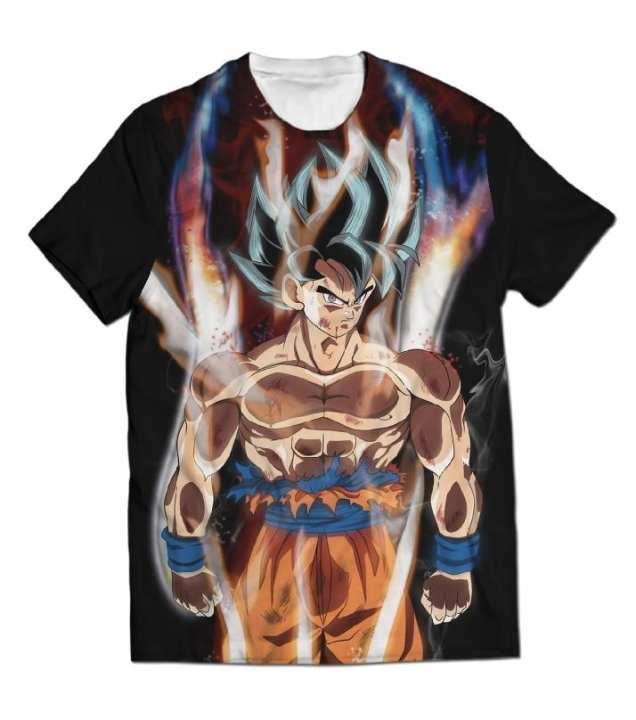Goku All Over Printed T-Shirt