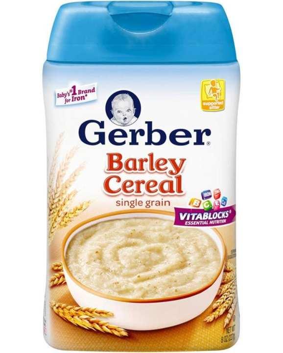 Single Grain Barley Cereal