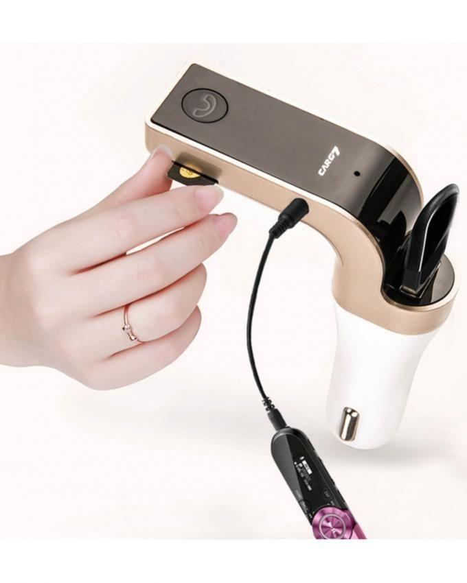 Bluetooth Car Modulator - Golden