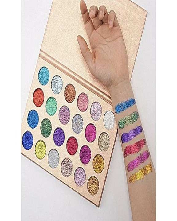 Eye Shade And Glitter - 24 Colors