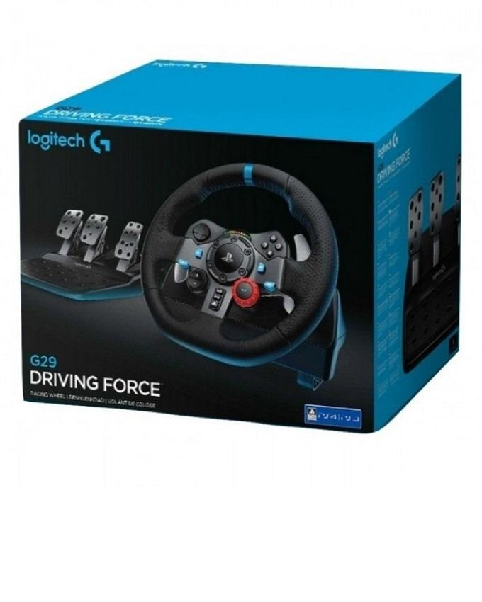 Logitech G29 Driving Force Racing Wheel For Playstation Pc Buy Sell
