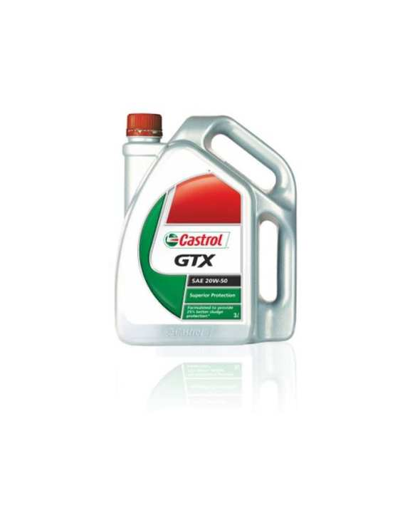 GTX - 20w50 Oil - 4 ltr