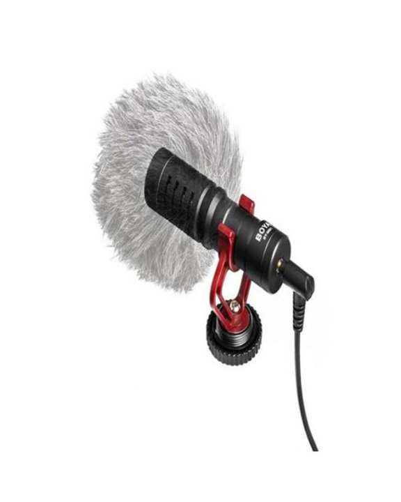 BY-MM1 - Microphone  - Black