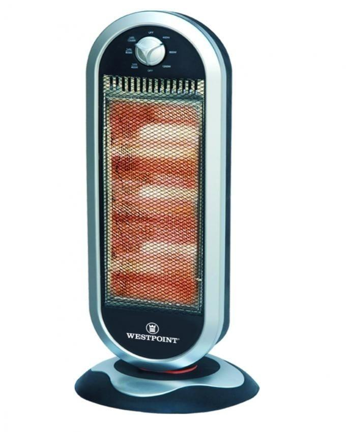 Product Details Of Westpoint Wf 5308 Deluxe Room Heater Black Silver