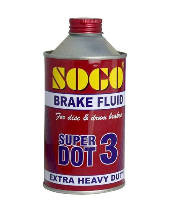 Brake Fluid For Disc & Drum Brakes
