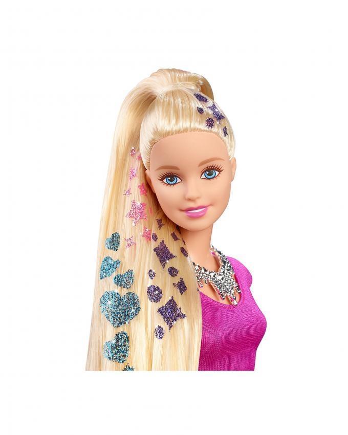 CLG-18 - Glitter Hair Doll
