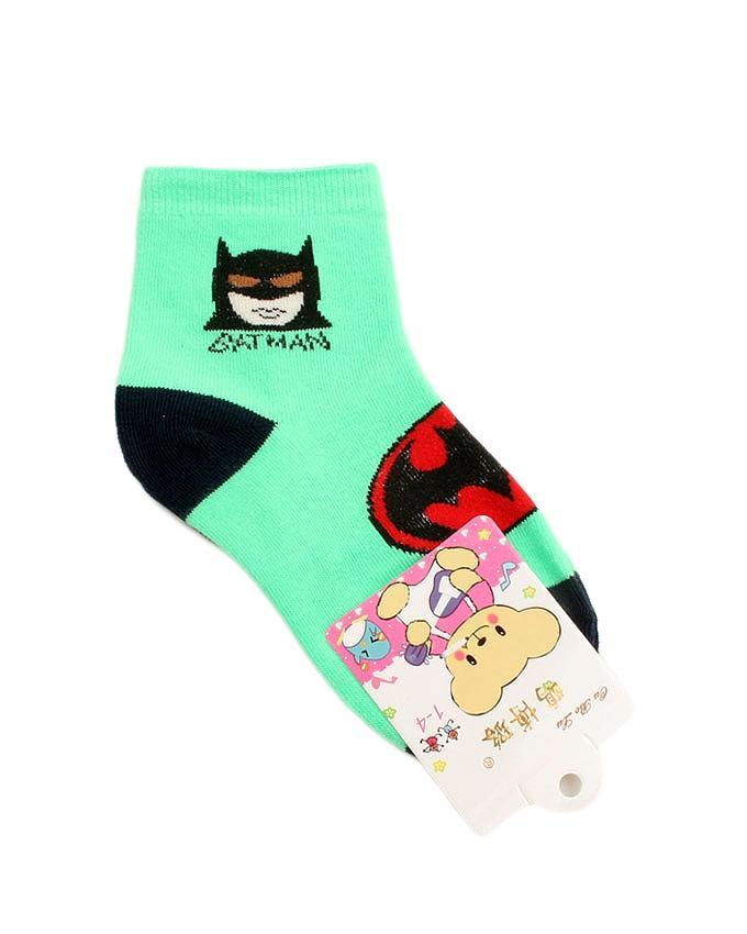Set Of 5 - Socks for Kids - Multicolor
